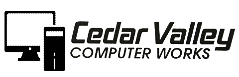 Cedar Valley Computer Works logo